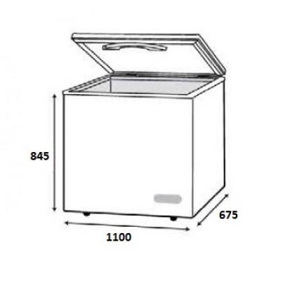 Faber (300L) Chest Freezer FZ-F328 (N) (FZ-F328 (N))