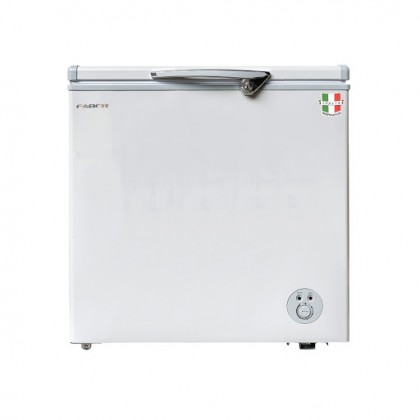 Faber (157L) Chest Freezer (Grey) FZ FREDDO 175 (FZ FREDDO 175)