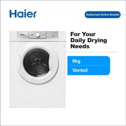 Haier (6kg) D60 Series Dryer HDY-D60 (HDY-D60)