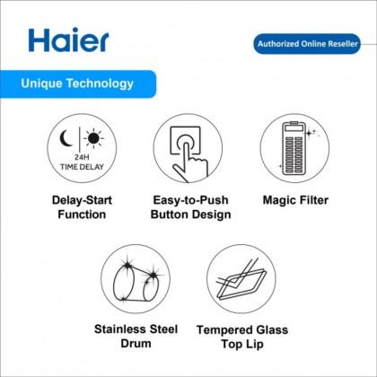 Haier (6kg) Fully Auto Washing Machine HWM60-M1201