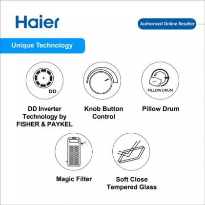Haier (12kg) Fully Auto Washing Machine HWM120-M1990DD