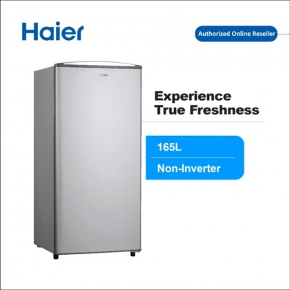 Haier (158L) Single Door Series Refrigerator HR-165H  (HR-165H)