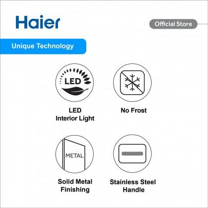 Haier (216L) Standard 2 Door Series Refrigerator HRF-238H (HRF-238H)