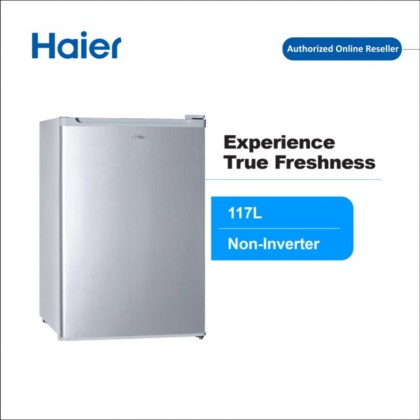 Haier (124L) Single Door Refrigerator HR-135H (HR-135H)