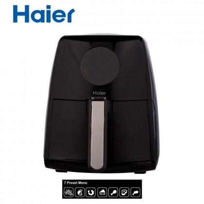 Haier 2.5L Digital Air Fryer HA-AF253 (RM199 NO FREE GIFT)
