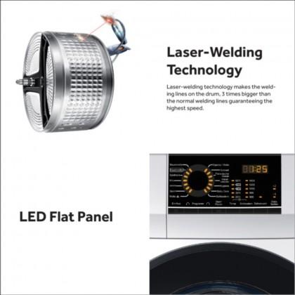 Haier (7kg) Front Load Series Washing Machine HWM70-FD10829