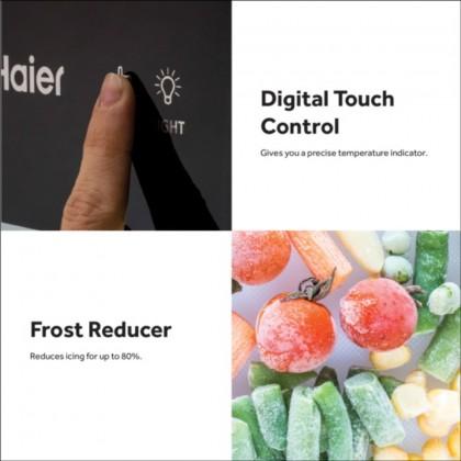 Haier (222L) 6in1 Chest Freezer Digital BD-222HEF (Self Pickup / Semenanjung) (BD-222HEF)