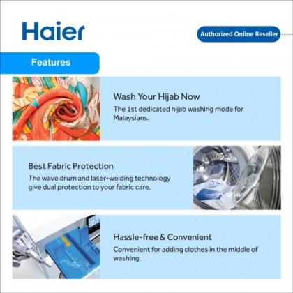 Haier (10kg) Fully Auto Front Load Series Washing Machine HWM100-FD756DD