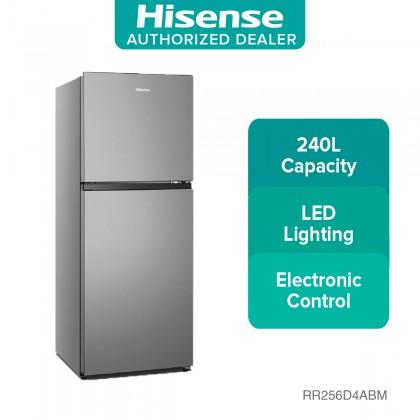 Hisense (240L) 2 Door Refrigerator RT256N4CGN (RT256N4CGN)