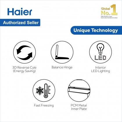 Haier (155L) Chest Freezer BD-188H (BD-188H)