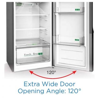 Midea (185L) 2-Door Refrigerator MD-222V (MD-222V)