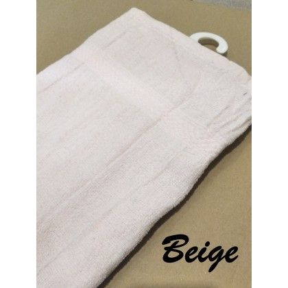 "Adult Bath Towel 26"" x 52"" (66cm x 132cm) 100% Cotton"
