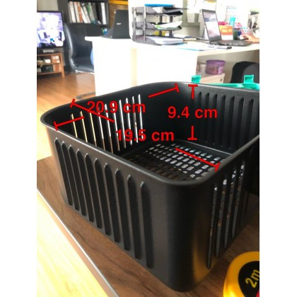 Haier (2.5L) Air Fryer Analog / Digital Inner Tray (part only)