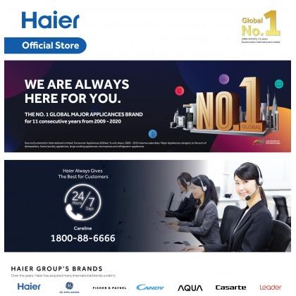 [NEW] Haier (10kg) Front Load Inverter Washing Machine HWM100-FD10829