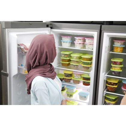 Korea Air Tok Food Saving Container for Microwave