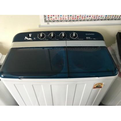 DAEWOO (20KG) Semi Auto Washing Machine DW-2000NBT