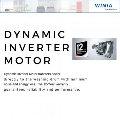 DAEWOO Washing Machine Dryer 10.5KG WASH 7KG DRYER DWC-ED1411P