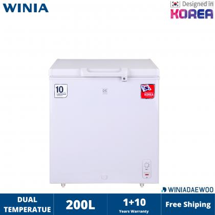 DAEWOO WINIA Chest Freezer 200L DCF-250DF (DCF-250DF)